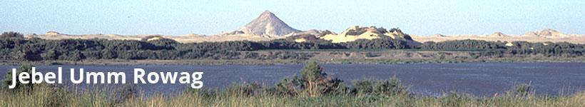 Jebel Umm Rowag