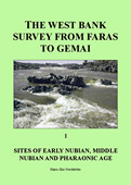 West Bank Survey from Faras to Gemai 1-3