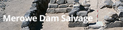 Merowe Dam Salvage